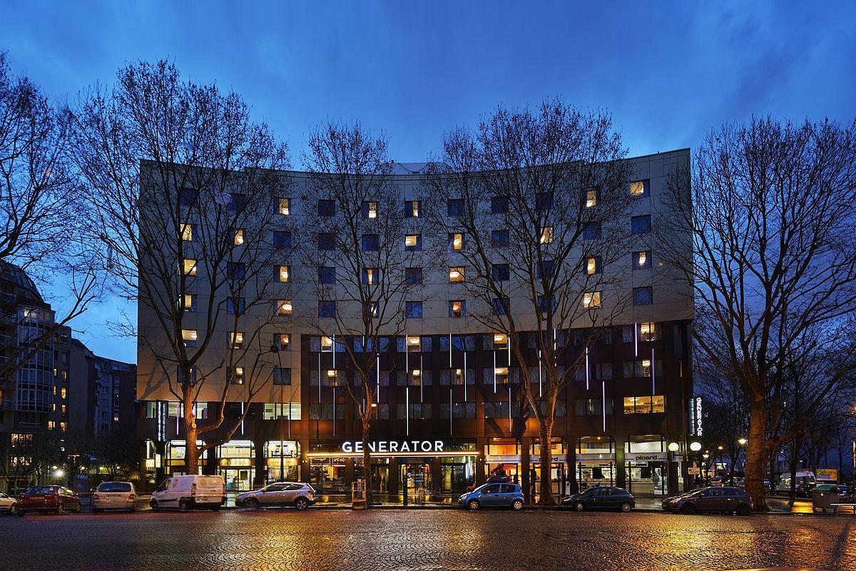 Enjoy Hotel Berlin City Mebe Berlin