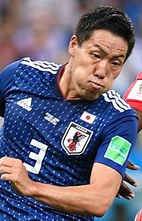 Gen Shoji Japanese footballer