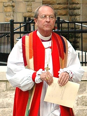 Anglican Consultative Council - The consecration of Bishop Gene Robinson was a source of controversy at the 2005 meeting.