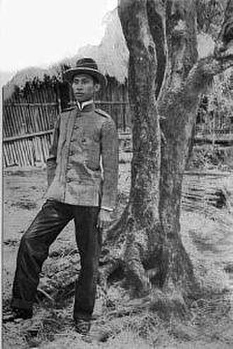 Nueva Ecija - General Manuel Tinio, former governor of Nueva Ecija
