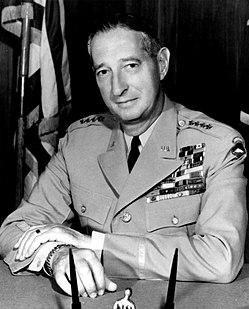 Mark W. Clark American general