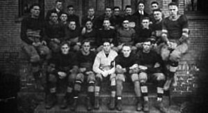 Geneva Golden Tornadoes football - 1916 Geneva College Covenaters
