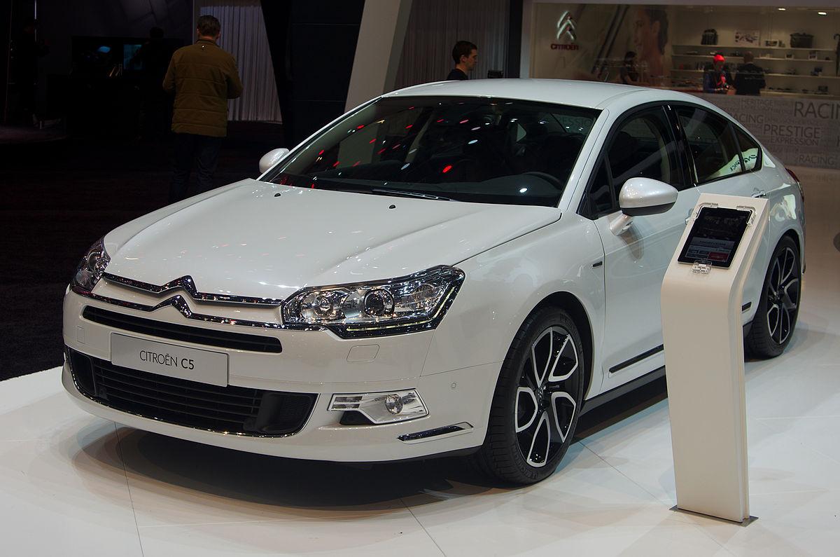 выпускаются ли автомобили ситроен с8 во франции