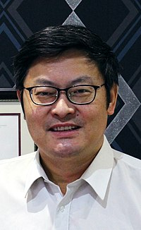 Geng Tan - Member of Parliament for Don Valley North - 2019 (cropped).jpg