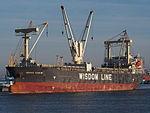 Genius Star VIII (ship, 2007) - IMO 9379868, Port of Antwerp pic3.JPG