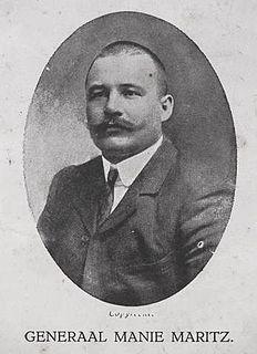 Manie Maritz German general