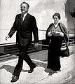 George C. Scott and Trish Van Devere, 1972.jpg