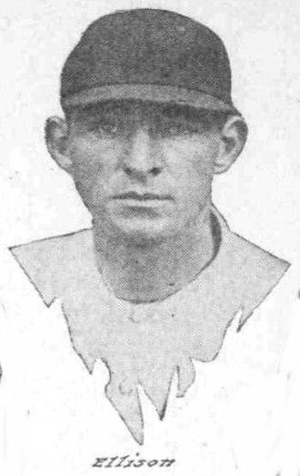 George Ellison (baseball) - Image: George Ellison