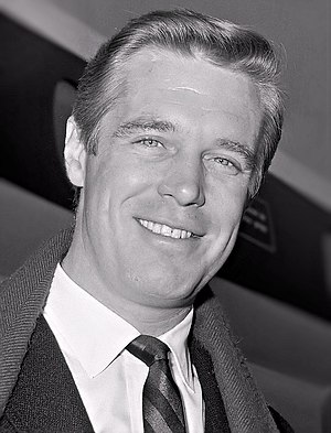George Peppard - Peppard in 1964