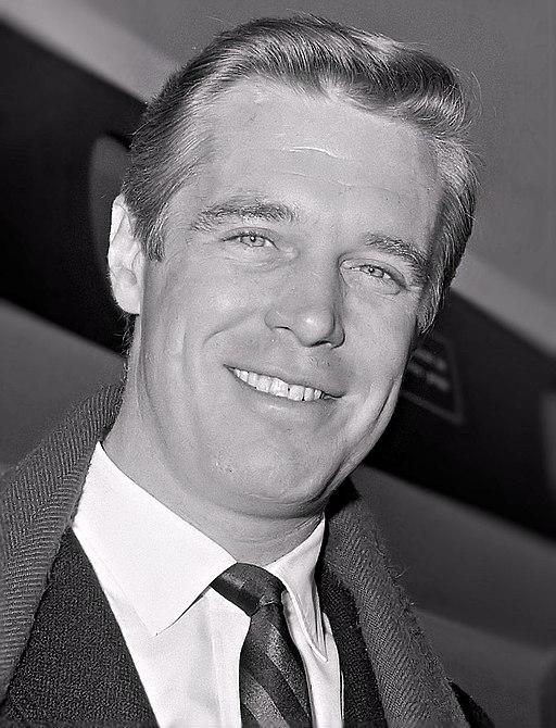 George Peppard (1964)