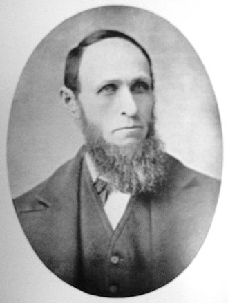 Shaver Transportation Company - George W. Shaver (1832-1900).