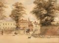 George Warren Blackham - View of the Aston Hall Road, with the Aston Tavern, Birmingham.webp