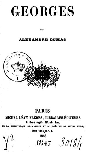 Georges cover