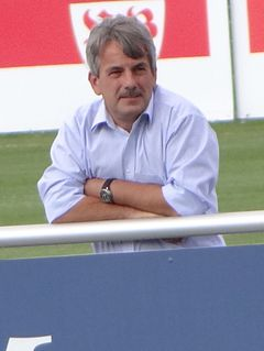 Gerd E. Mäuser German businessman (born 1958)