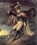 Cuirassier blessé quittant le feu   (1814)