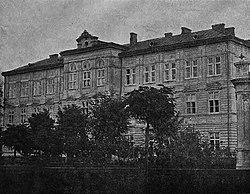 German gymnasium in Brody (1904).jpg