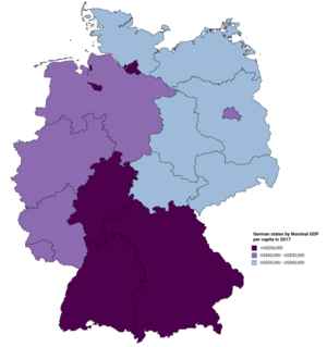 List of German states by GRP per capita - Wikipedia