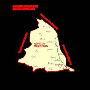 Gevgelija Municipality - Gevgelija Municipality Map