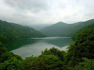 Bodies of water of Azerbaijan - Lake Göygöl