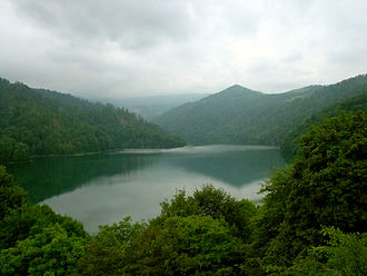 Bodies of water of Azerbaijan - Lake Göygöl