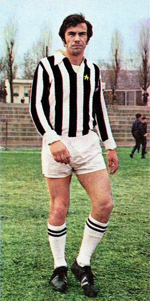 Gianluigi Savoldi - Savoldi with Juventus in 1970