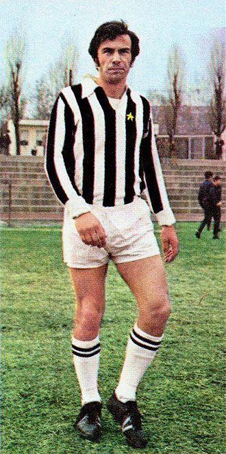 Gianluigi Savoldi - Savoldi with Juventus in 1970