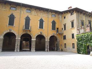 Verona reisef hrer auf wikivoyage for Giardino e palazzo giusti