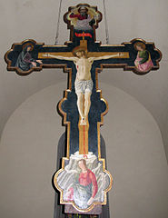 Crucifix de Giovanni di Francesco