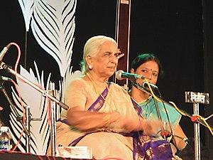 Girija Devi - Devi in 2006