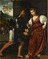 Giuseppe Caletti - Salome receiving the head of St. John the Baptist.JPG