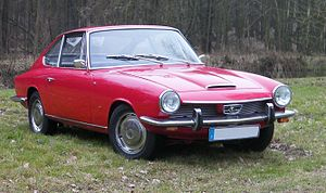 Glas GT - Image: Glasexport uploaded by wiki conbtributor Maggiora and cropped by Charles 01