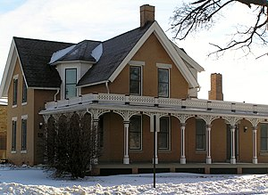 National Register of Historic Places listings in Marshall County, Iowa