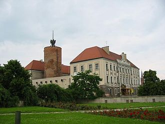 Głogów - The Castle of the Dukes of Głogów