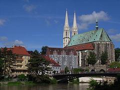 Goerlitzer neisse peterskirche.JPG