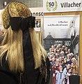 Goldhaube der Frauentrachtengruppe Villach, Kärnten.jpg