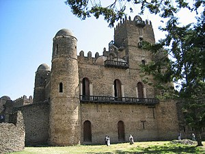 Sub-Saharan Africa - Fasilides Castle, Ethiopia