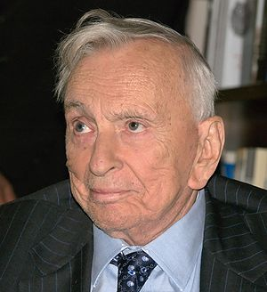 English: Gore Vidal at the Union Square Barnes...