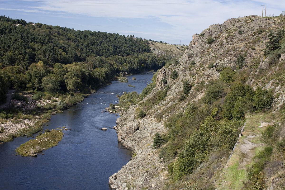 Gorges de la Loire (Grangent)