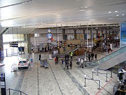 Eu flygplatser far ja av tullen