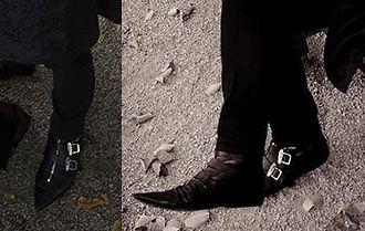 Winklepicker - Winklepicker boots, 2009