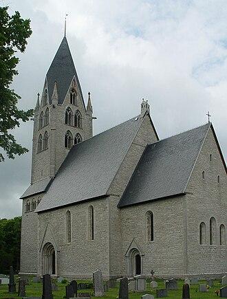 Dalhem Church - Image: Gotland Dalhems kyrka 02