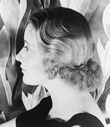Grace Moore en plena bellesa física (1933)