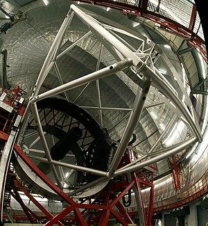 Reflecting telescope - Gran Telescopio Canarias