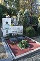 Grave of Josef Vaněk, Vaněk family and Ervín Černý at Starý hřbitov in Třebíč, Třebíč District.jpg
