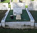 Grave of Sir Jack and Lady Ada Hobbs, Hove Cemetery (February 2011).JPG