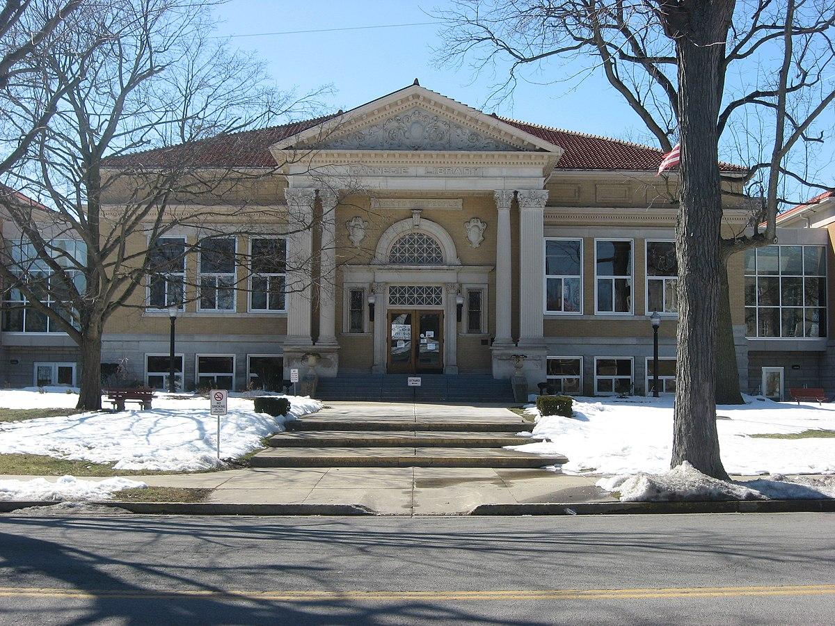 Greenville Carnegie Library Wikipedia