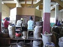 Gouyave-Cultura-Grenada Nutmeg Factory 2010