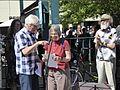Gretchen Dutschke-Klotz bei der Gedenkveranstaltung zum Tod von Benno Ohnesorg.jpg