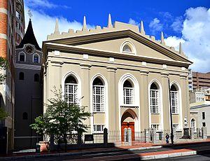Groote Kerk, Cape Town - Groote Kerk