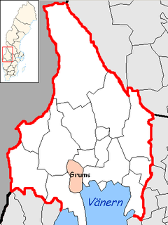 Grums Municipality Municipality in Värmland County, Sweden